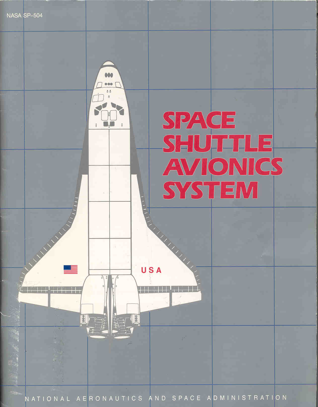SP-504: Space Shuttle Avionics System