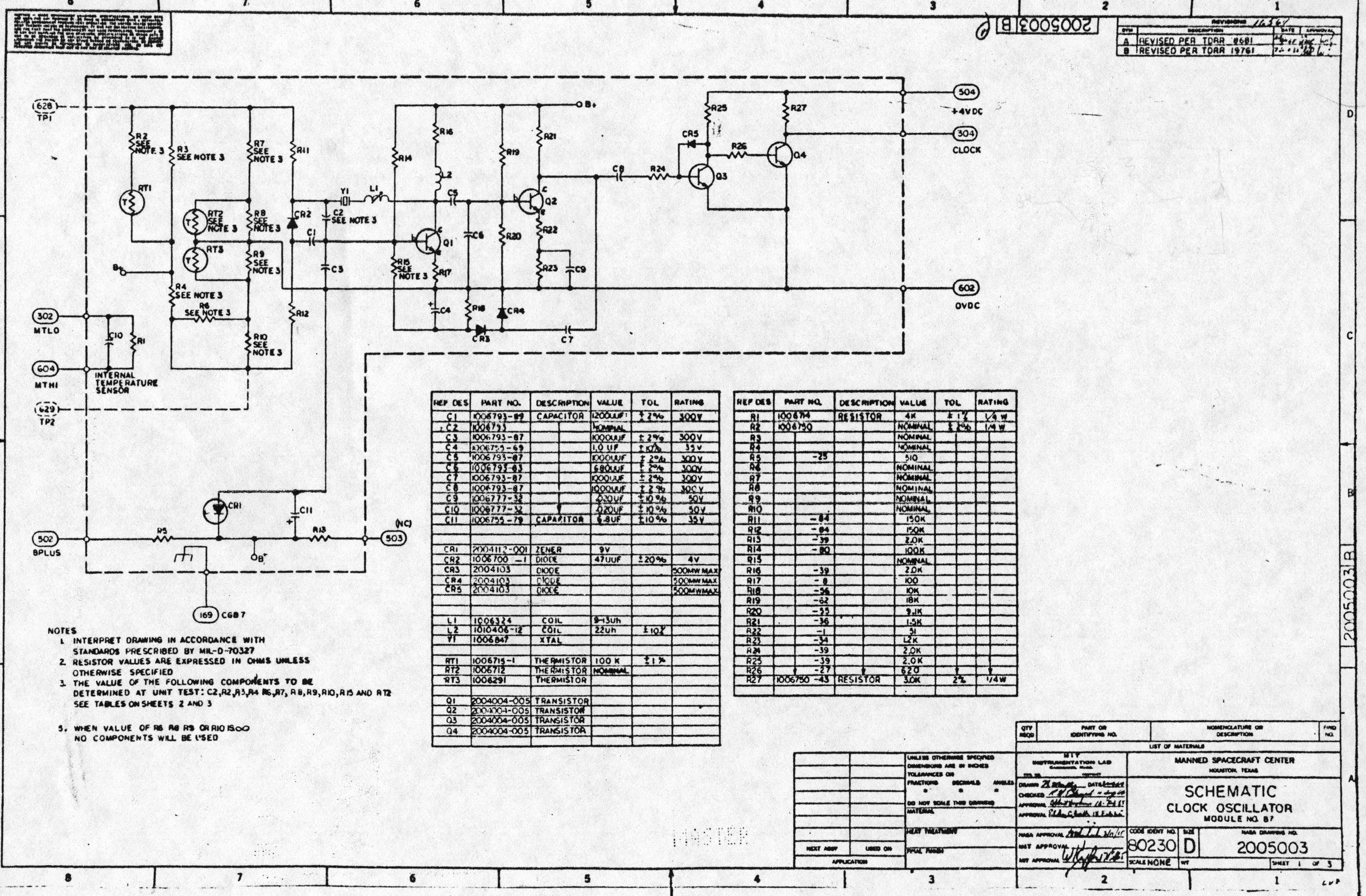 Apollo Guidance Computer Agc Schematics Cpu Wiring Diagram
