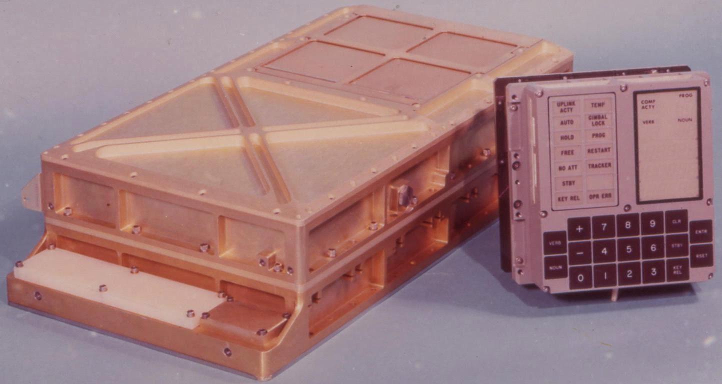 Apollo Guidance Computer (AGC)